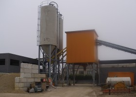 betoncentrale